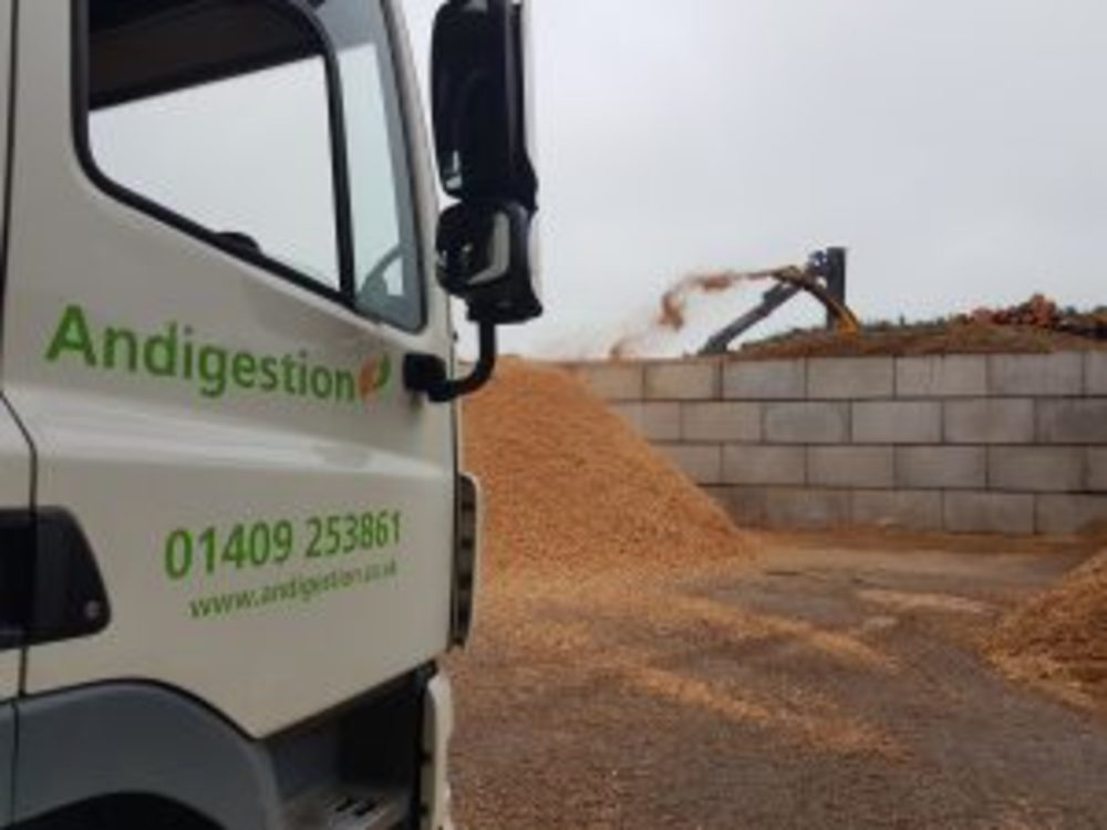 ANDIGESTION DRY WOOD CHIP FOR BIOMASS BOILERS IN DEVON AND CORNWALL