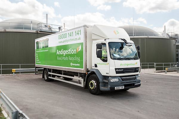 ANDIGESTION EXPAND WHEELIE BIN FLEET TO 7 VEHICLES TO KEEP UP WITH DEMAND